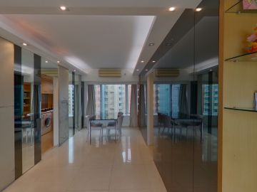 THE PACIFICA Phase 1 - Tower 3 Very High Floor Zone Flat CD West Kowloon
