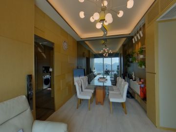 THE BEAUMOUNT Phase 1 - Tower 7 Very High Floor Zone Flat F Tseung Kwan O