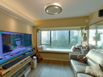 PARK AVENUE Central Park - Tower 1 Low Floor Zone Flat F Olympic Station/Nam Cheong