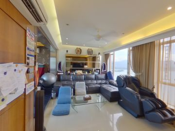 THE WATERSIDE Tower 1 Very High Floor Zone Flat C Ma On Shan